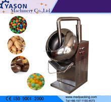 BY-300 lab sugar coating pan/chocolate coating machine/caramelized nuts machine