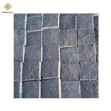 Top selling flamed landscape stones lowes on grey color