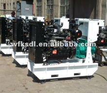 Ricardo 10-308kw water generator for sale 10kw diesel generator price