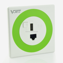 VONETS wall USB 3G hotel AP wireless WIFI inwall embedded router socket outlet