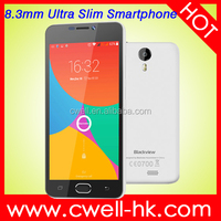 Low price quad core android 1gb ram mobile Ultra Slim Celular 4G LTE Blackview BV2000 smart android phone