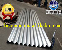 color coated corrugated galvanized sheet metal roofing