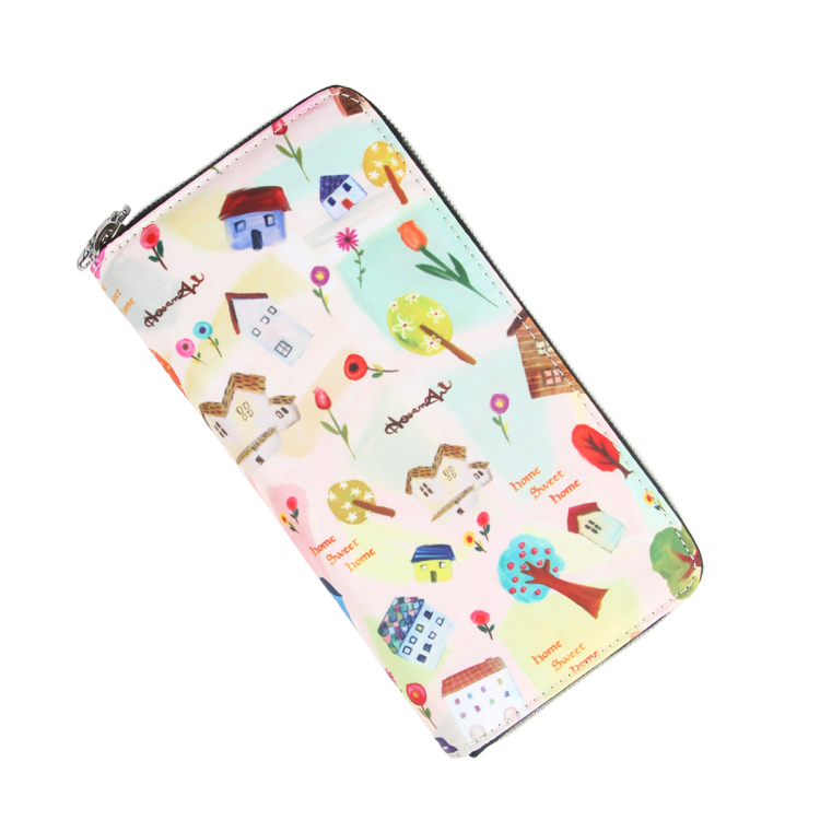 New Product Wallet Embossed wallet cell phone case manufacturer