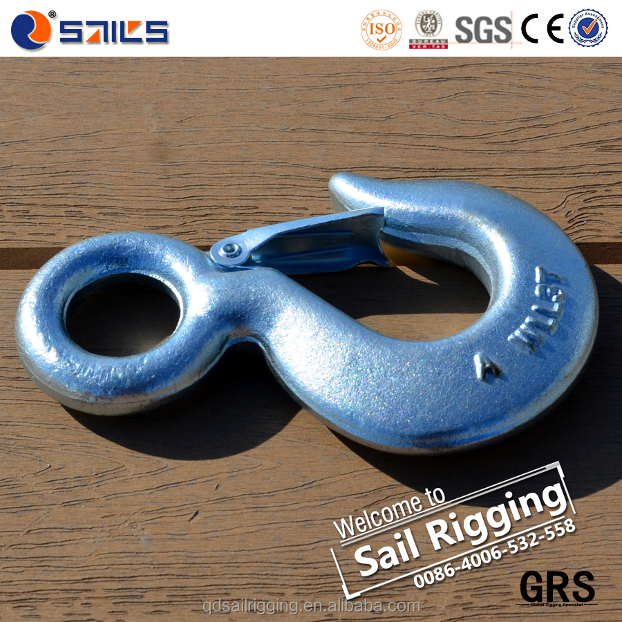 wire rope rigging hook