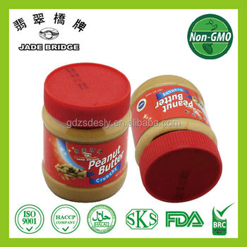 Jade Bridge Crunchy wholesale peanut butter
