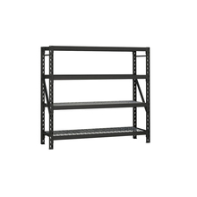 KD structure easy assemble warehouse storage rack goods storage racking used storage racks for sale with great price