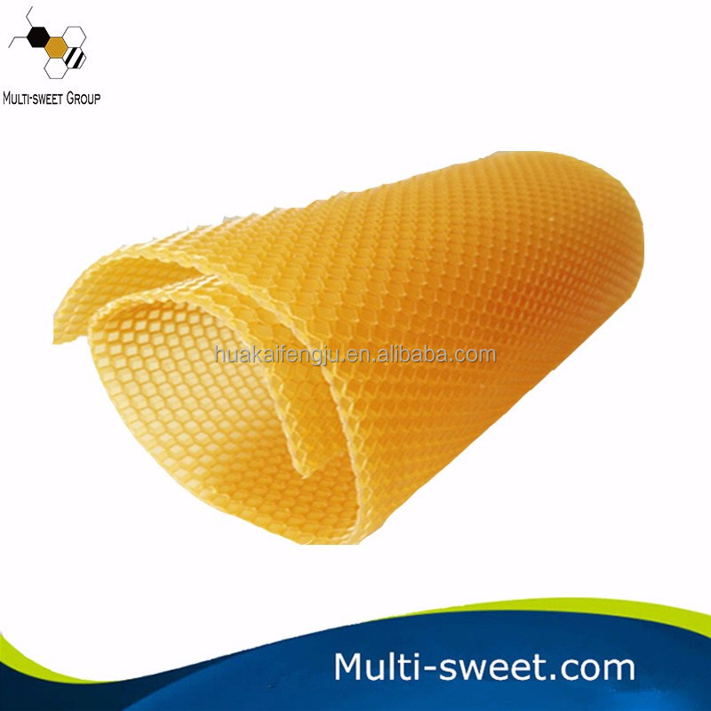 For Plastic Wooden Bee Hive Frame Bee Comb Foundation