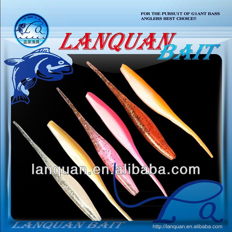 LANQUAN 2016 newest design hot sale soft <strong>fishing</strong> lure-LQSL1318