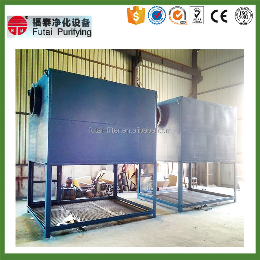 FUTAI Cartridge Dust Collector Dust Extractors and Dust Removal System