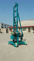 Hot sale civil/ farm/ land usage small water well borehole drilling machine