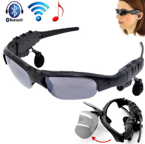 for Samsung Newest Earphone Wireless Headphone Bluetooth Stereo Music Phone Call Hands free Sunglasses Headset