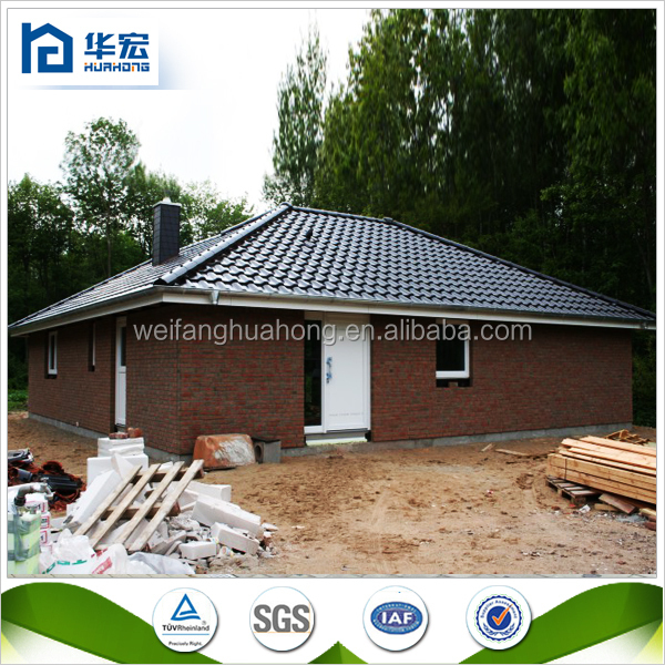 China manufacturer pre modular homes for sale
