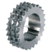 High Quality Triplex sprocket for industrial equipment