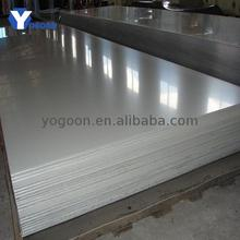 High credit and quality :SGS,ISO9001:2008 standard aluminium sheet sizes