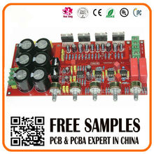 5.1 Channel Av Amplifier PCB/A Afforable price