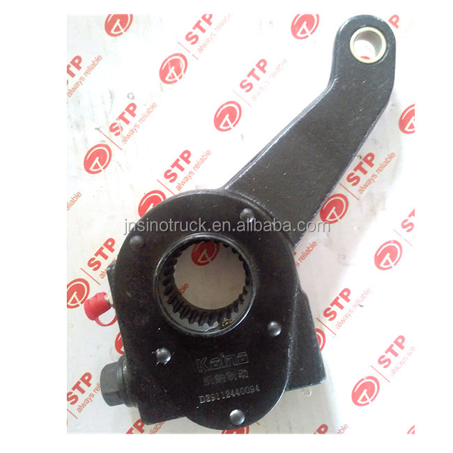 SHACMAN TRUCK PARTS FRONT ADJUSTING ARM FOR DZ9112440094
