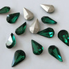 Emerald Point Back Drop Crystal Stone
