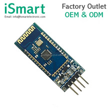 BT06 Bluetooth serial port module Wireless Transparent Data Module 51 MCU compatible with HC-06