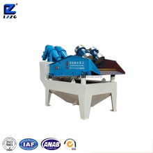LZZG Sand Recycling Machine used in River Sand Extraction Project