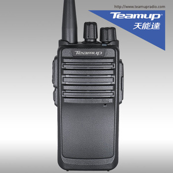 cheap fine china two way radio T510 can provide headset
