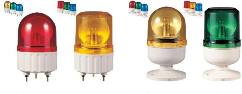 LED Revolving Warning Light
