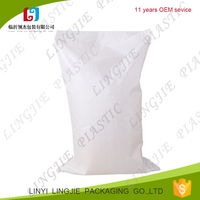 china hot sale pp woven sack for rice,corn,grain,flour,food,wheat 25kg,50kg,white polypropylene woven bag for rice