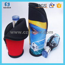 Promotional resuable light neoprene cute makeup case