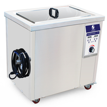 53l heating water ultrasonic cleaner bath 900W with power adjustable and built in generator