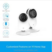 International Edition Xiaomi YI Home Camera 2 FHD 1080P Xiaoyi Smart WiFi IP Camera 130 Wide Angle Webcam Gesture Recognition