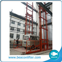 good sale cargo lift material warehouse cargo lift