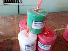 Net package PP string raffia yarn