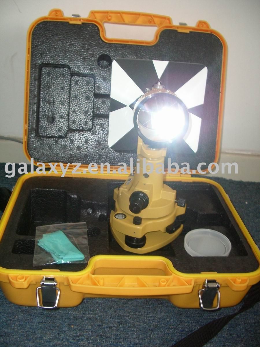 total station TOPCON TYPE TOTAL STATION PRISM SYSTEM
