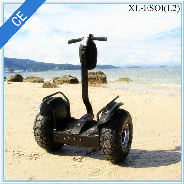 Alibaba wholesale two wheels electric bike powerful 4000W two big wheels golf electric scooter with CE