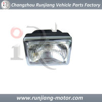 MOTORCYCLE HEAD LIGHT FRONT LAMP ASSY FOR AX100