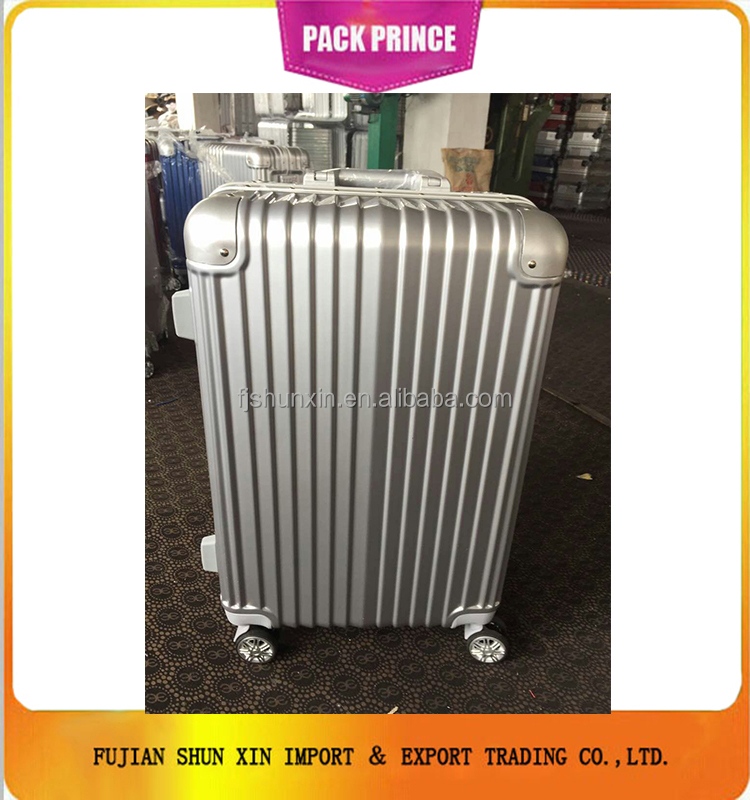 2016 Newest quality and high-end configuration fashion hotel luggage trolley China Supplier