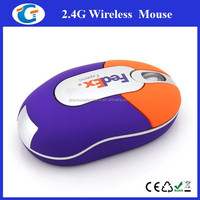 Mini optical pc wireless mice funny gifts computer mouse