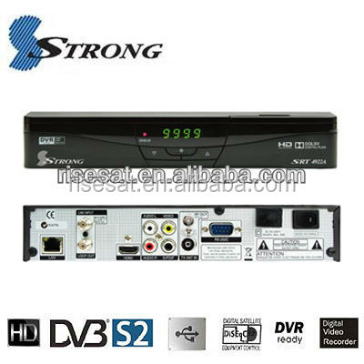 full HD satellite receiver strong srt 4922A