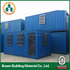 light steel EPS panel movable prefabricated container houses