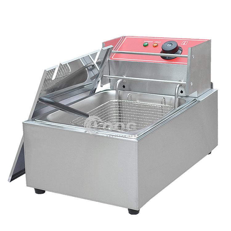 Commercial lectrique friteuse industrielle friteuse comptoir friteuse id de produit 60519236185 - Comptoir electrique du sud ouest ...