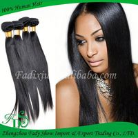 Hair extension free sample virgin brazil hair weave grade 7a virgin hair