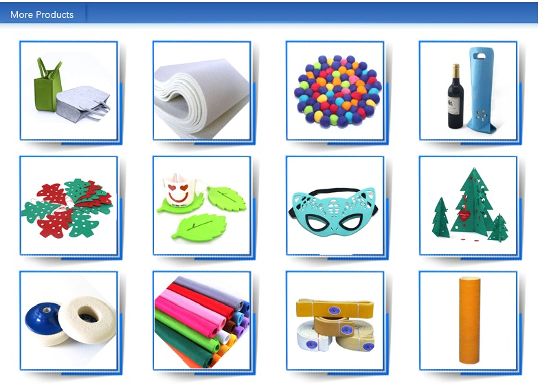 Good quality anti-bacteria craft felt paper on Alibaba