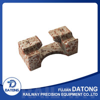 Wholesale Solid Railway Iron Foundation