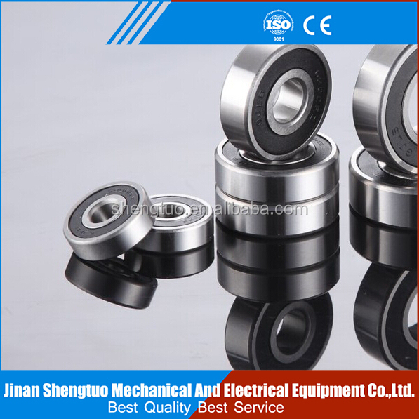6208-2RS micro bearing deep groove ball bearing size 40*80*18 used in micro machinery