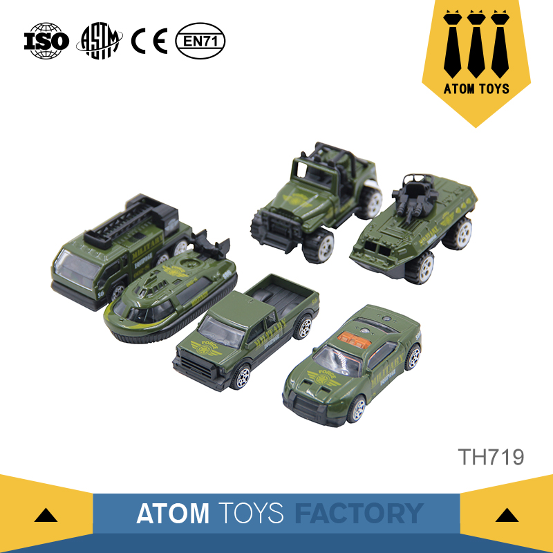 sale hot education gift 1 64 metal vehicles military toys play set for wholesale