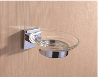 Brass Wall mounted bath Soap dish Holder for bathroom