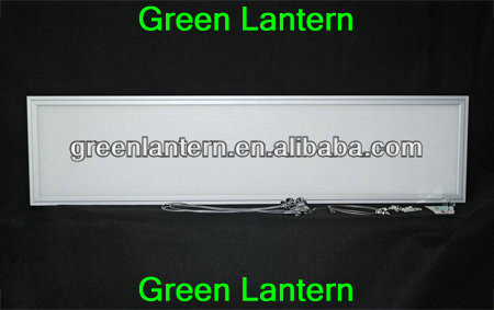 Romantic and Cool ultra thin living room led panel light 1200*300mm