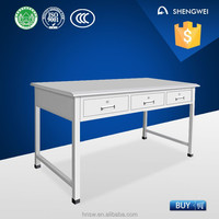 office use long study computer table desk with CE certification