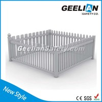 Foldable Outdoor plastic pet fence