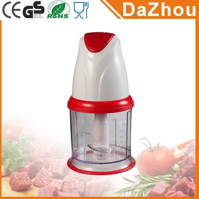 Factory Directly Hand Held Vegetable Processing Machines Manual Mini Food Processor Chopper
