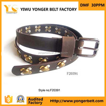Beaded Belt Women Custom Dress Western Style Belt For Female
